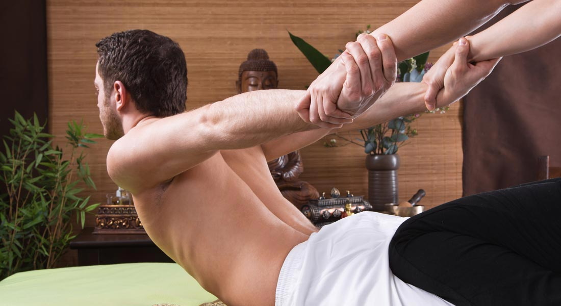 Traditionelle Thaimassage